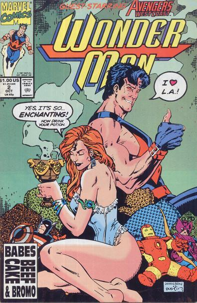 Wonder Man Vol 2 2