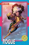 X-Men Vol 6 2 New Line-Up Trading Card Variant