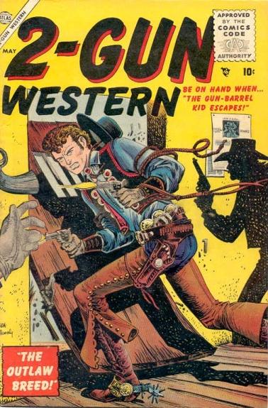 2-Gun Western Vol 1 4