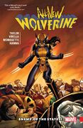 All-New Wolverine TPB Vol 1 3 Enemy of the State II