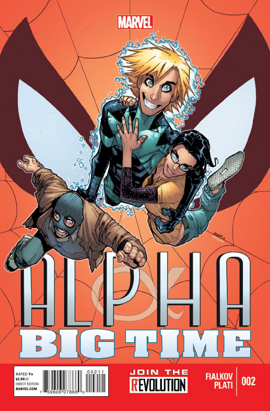 Alpha: Big Time Vol 1 2