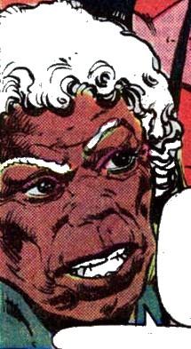 Amanda Sheridan (Earth-616)