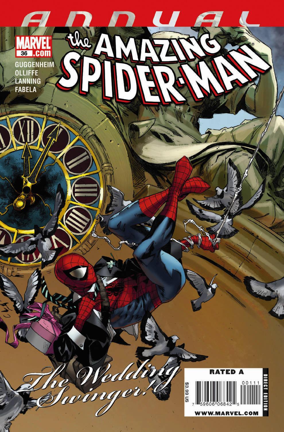 Amazing Spider-Man Annual Vol 1 36