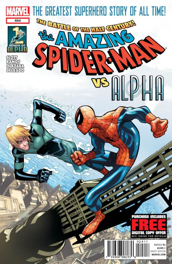 Amazing Spider-Man Vol 1 694