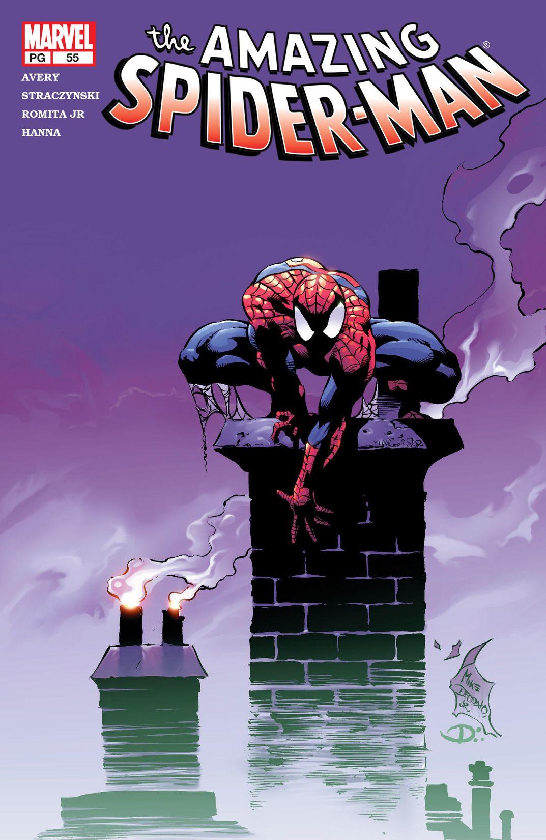 Amazing Spider-Man Vol 2 55
