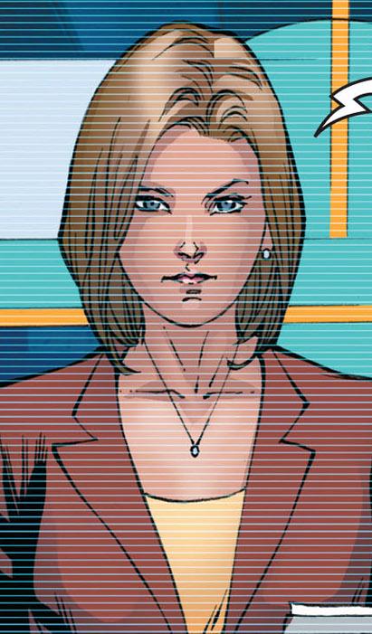 Annie Deacons (Earth-616)