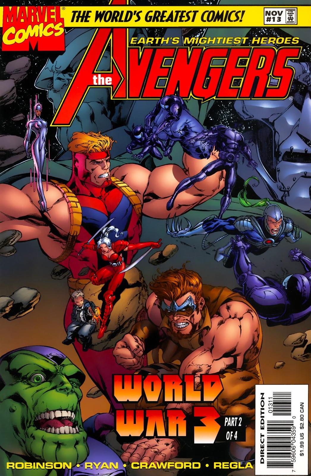 Avengers Vol 2 13