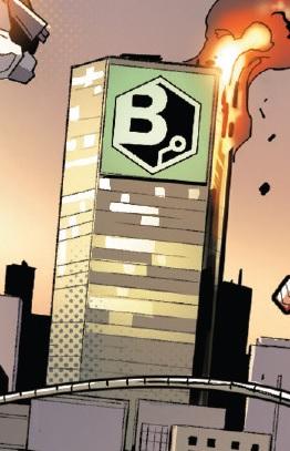 Baintronics Headquarters