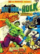 Batman vs. The Incredible Hulk Vol 1 1