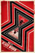 Black Widow (film) poster 022