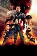 Captain America The First Avenger poster 001 textless