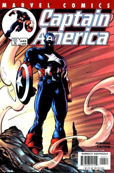 Captain America Vol 3 42