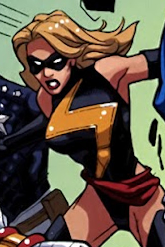 Carol Danvers (Earth-81156)