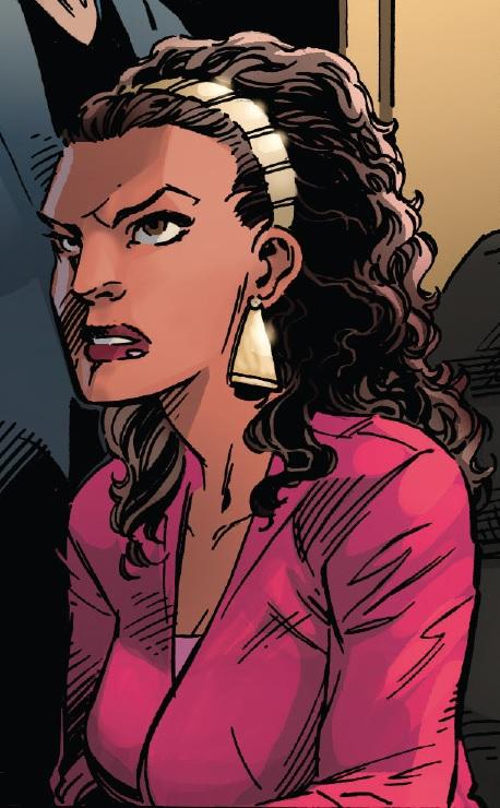Cassandra Mercury (Earth-616)