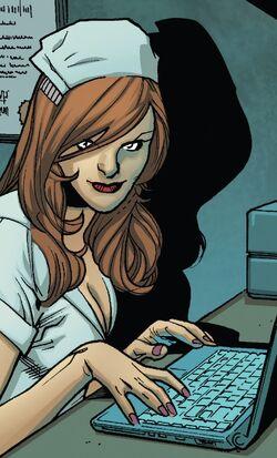 Christine Palmer (Earth-616) from New Avengers Vol 1 58 001.jpg