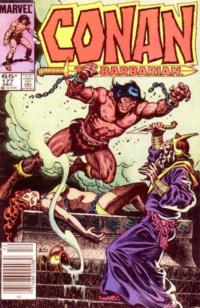 Conan the Barbarian Vol 1 177