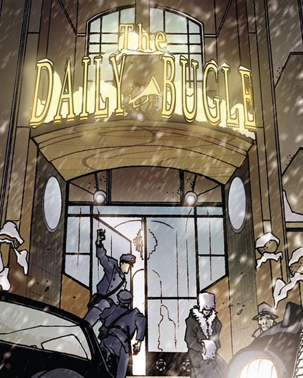 Daily Bugle (Earth-90214)