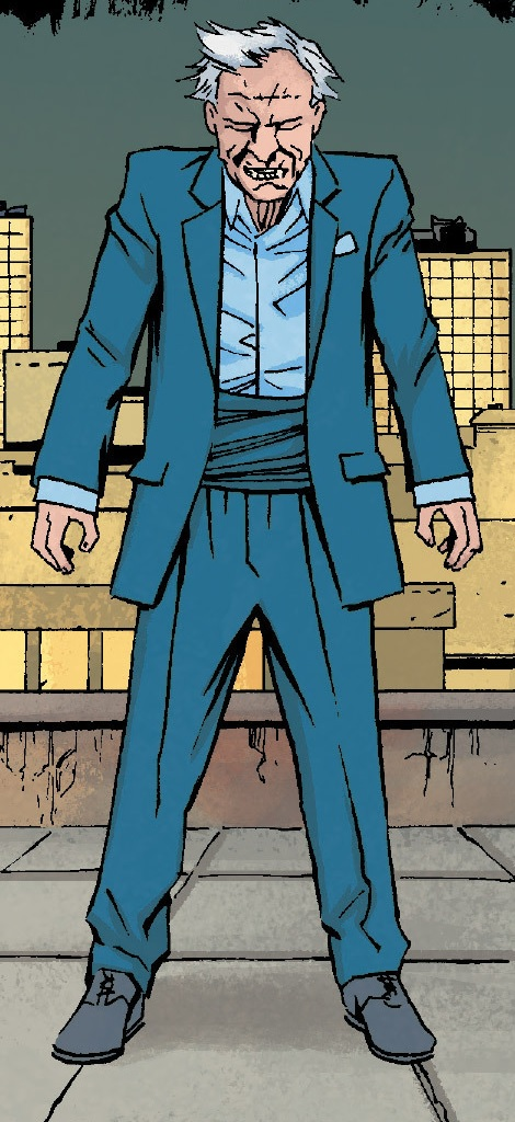 Elton Blake (Earth-616)