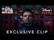 """Exclusive Clip – """"What's The Plan"""" - The Falcon and The Winter Soldier - Disney+ (edited)"""