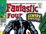 Fantastic Four Vol 1 64