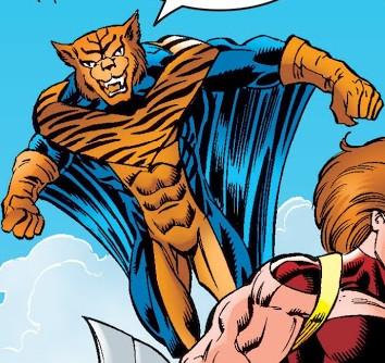 Flying Tiger (Earth-616)