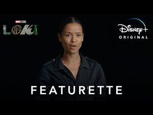 Gugu Mbatha-Raw is Judge Renslayer - Marvel Studios' Loki - Disney+