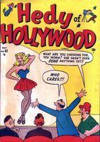 Hedy of Hollywood Comics Vol 1 42