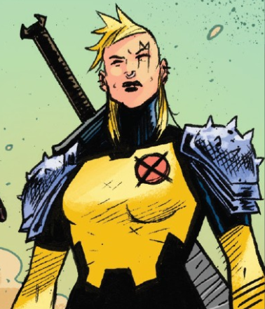 Illyana Rasputina (Earth-18138)