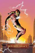 Iron Man Legacy Vol 1 2 Heroic Age Variant Textless