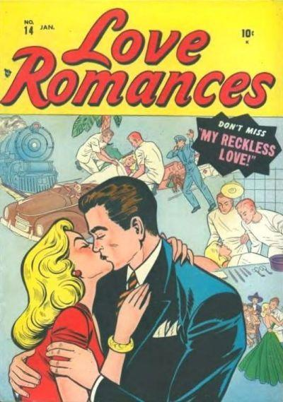 Love Romances Vol 1 14