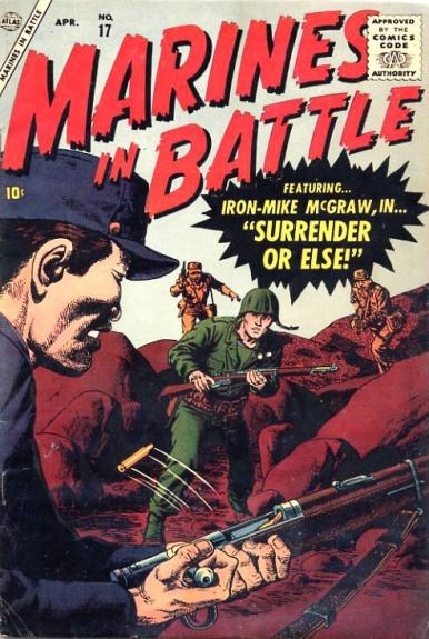 Marines in Battle Vol 1 17