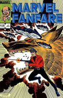 Marvel Fanfare Vol 1 17