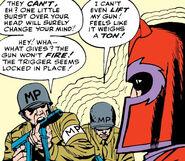 Max Eisenhardt (Earth-616) from X-Men Vol 1 1 0005