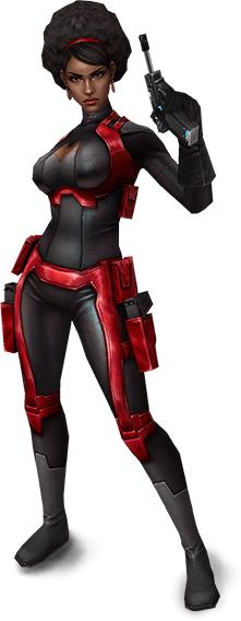 Mercedes Knight (Earth-TRN012)
