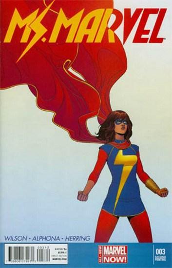 Ms. Marvel Vol 3 3 2nd Printing Variant.jpg