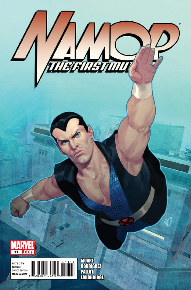Namor: The First Mutant Vol 1 11