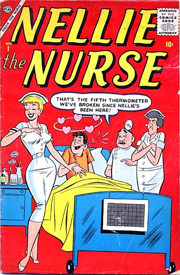 Nellie the Nurse Vol 2 1