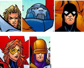 Omega Flight (Earth-3514)