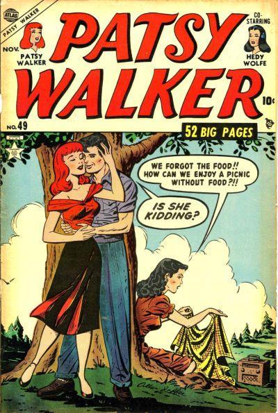 Patsy Walker Vol 1 49