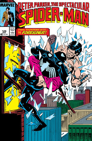 Peter Parker, The Spectacular Spider-Man Vol 1 129.jpg