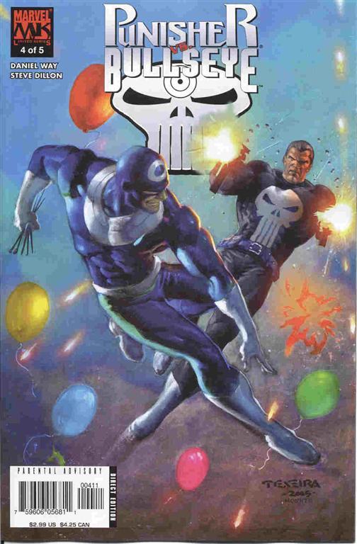 Punisher vs. Bullseye Vol 1 4
