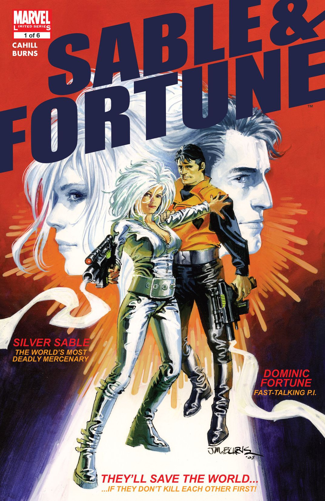 Sable and Fortune Vol 1