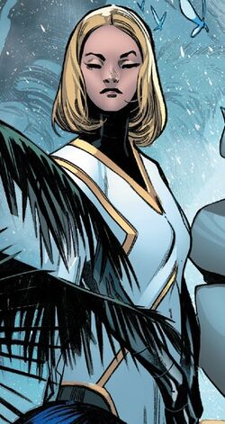Sophie Cuckoo (Earth-616) from House of X Vol 1 1 001.jpg
