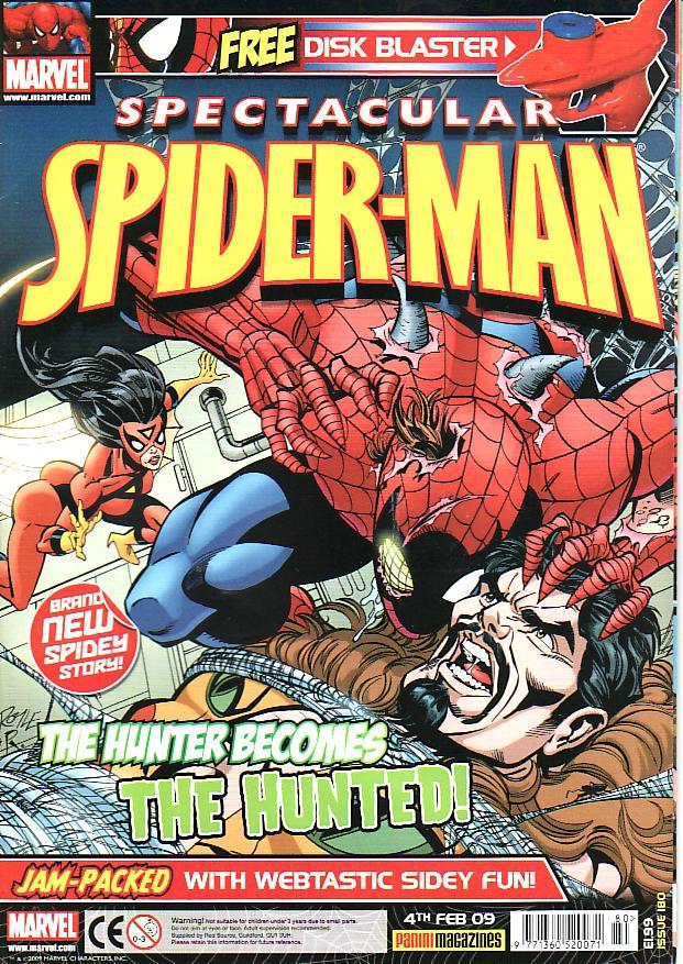 Spectacular Spider-Man (UK) Vol 1 180