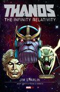 Thanos The Infinity Relativity Vol 1 1