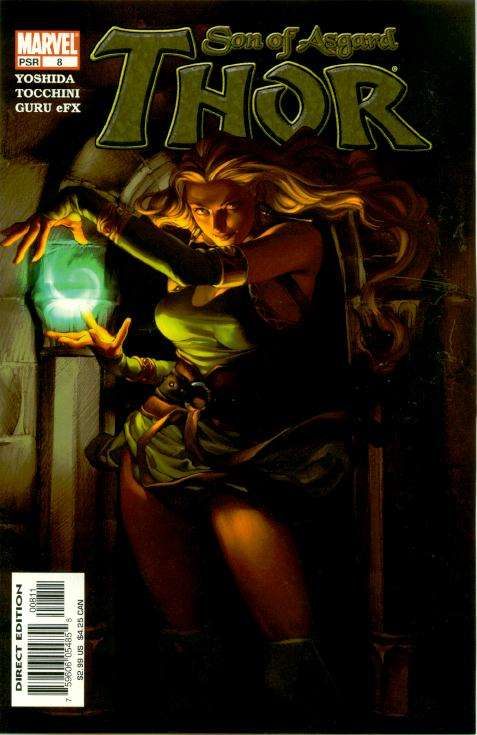 Thor: Son of Asgard Vol 1 8