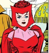 Wanda Maximoff (Earth-616) from X-Men Vol 1 7 001