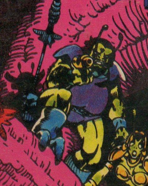 Wartstaff (Earth-616)