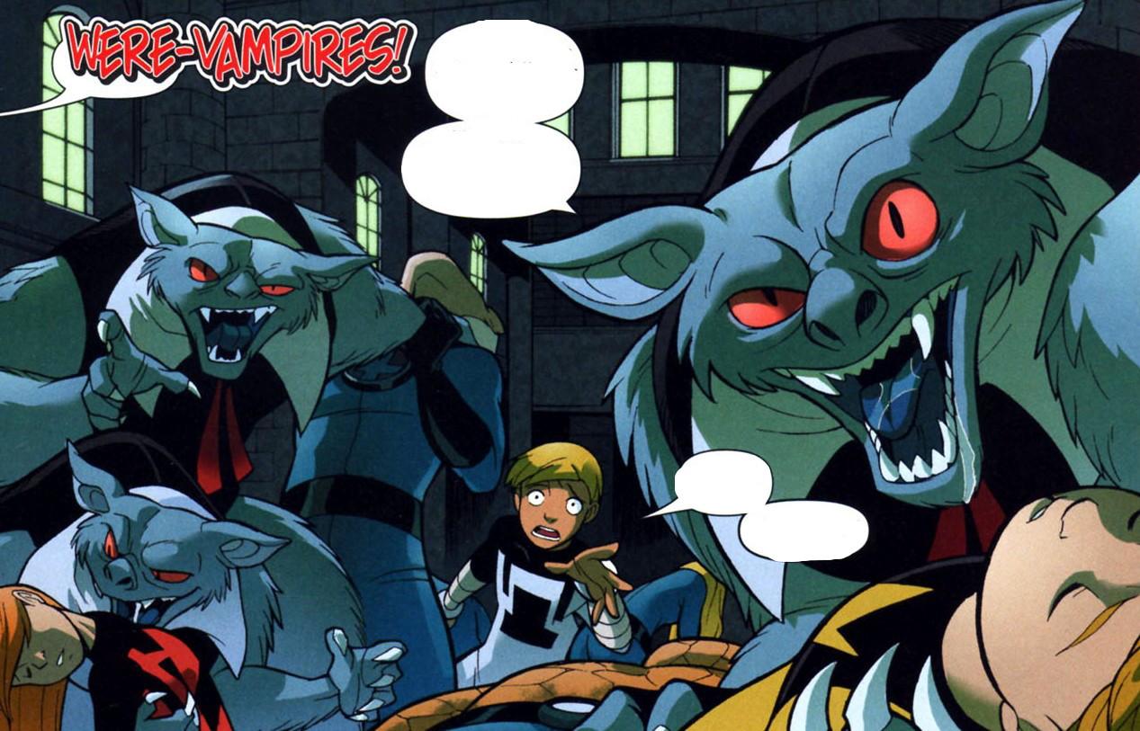 Were-Vampires (Earth-TRN420)