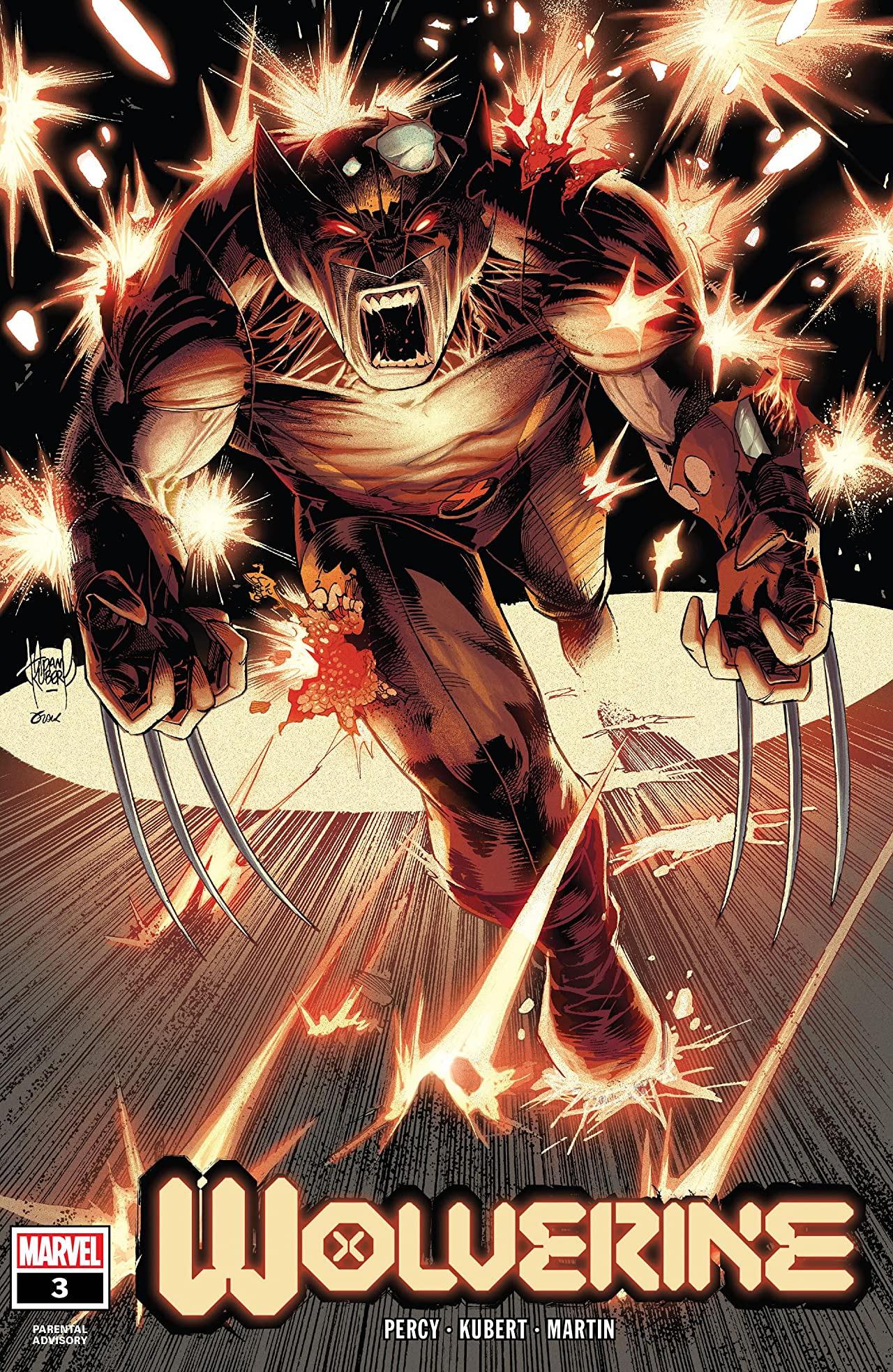 Wolverine Vol 7 3